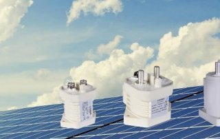 DC Contactor for photovoltaic, wind power and energy storage