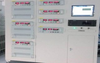 DC contactor test equipment