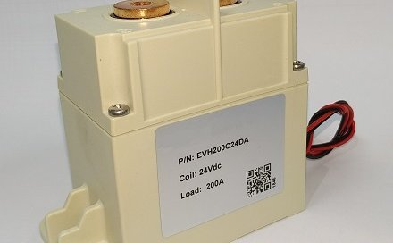 High voltage DC Relay-EVH200