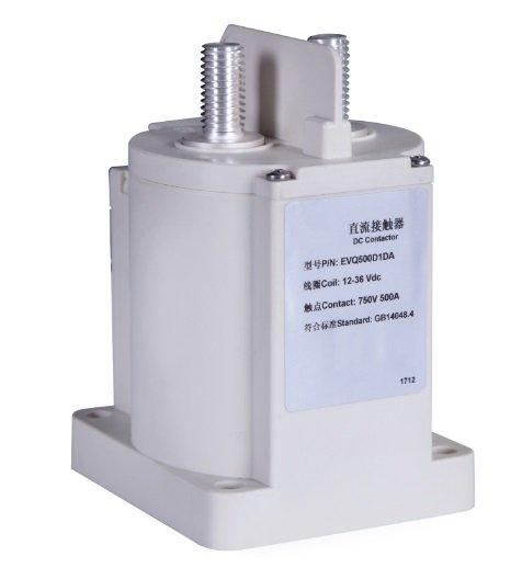 high voltage DC Contactor-EVQ500