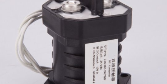 Slow-charge Contactor-ZJQ100
