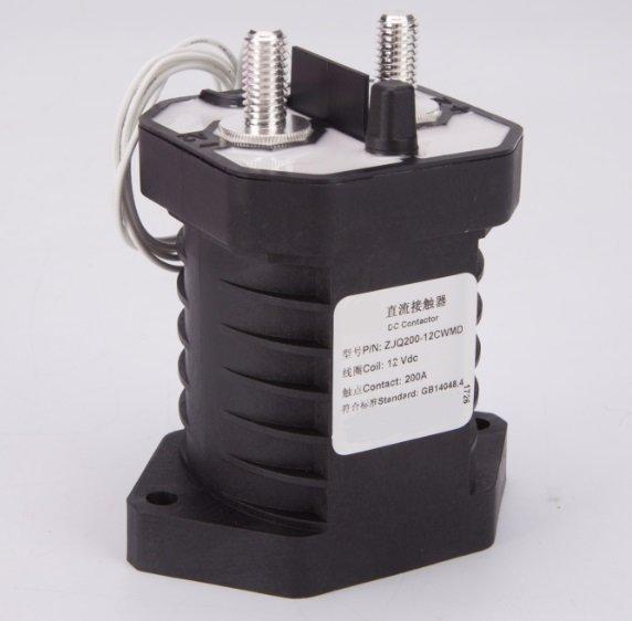 DC power contactor-ZJQ200