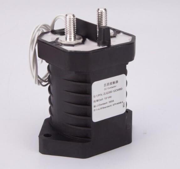 DC contactor-ZJQ350